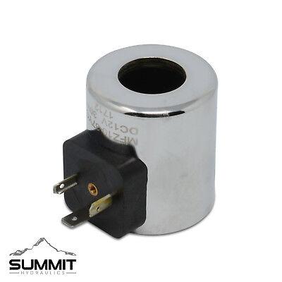 Mfz10-37yc Solenoid Valve Coil 12v Dc 30 Watts