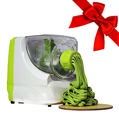 elektrische Nudelmaschine Pasta Maker Maschine Nudelautomat Spaghetti Makkaroni