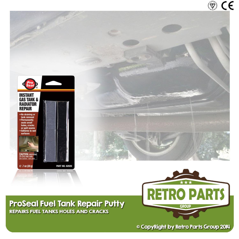 Tanque De Combustible Reparación Masilla Reparación Para Minitractor compuesto Gasolina Diesel Hazlo tú mismo