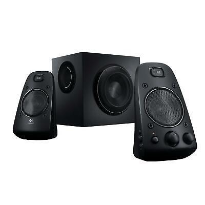 Logitech 2.1 Portable 200W Speaker System with Subwoofer Laptop Z623 RRP £159.99 na sprzedaż  Wysyłka do Poland