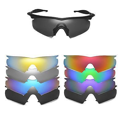 Frame Hybrid Replacement Lenses (New Cofery Replacement Lenses for Oakley M Frame Hybrid - Multiple)