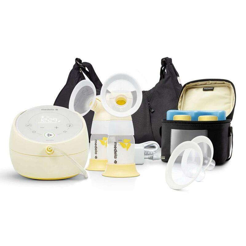 Medela Sonata Smart Hospital Performance Breast Pump with PersonalFit - NIB