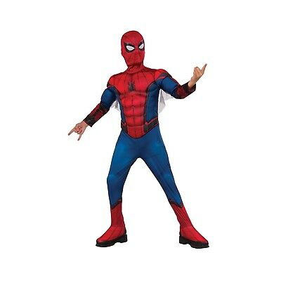 Rubie's Marvel Spider-Man Homecoming Boy Costume, Small, 3--4 years
