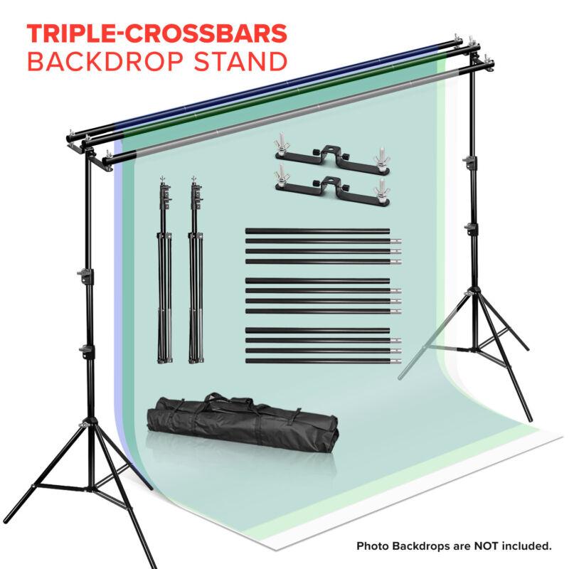 Triple-Crossbar 10