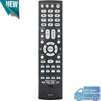 CT-90302 Remote Control for TOSHIBA LED LCD TV CT90302 37AV52R 32AV502R 40XV640U
