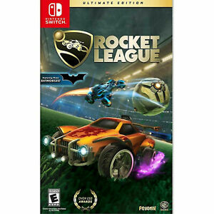 Rocket League Ultimate Edition Nintendo Switch Video Game Ne