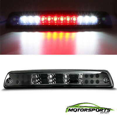 For 1994-2001 Dodge Ram 1500 2500 3500 Black LED 3rd Brake Light Cargo Lamp