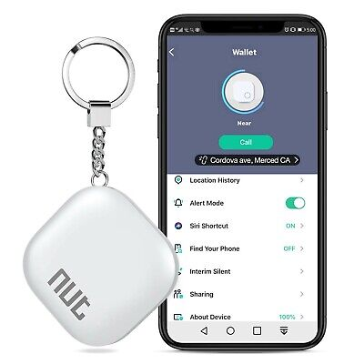 Wireless Wallet Key Bluetooth Finder Locator Tracker Anti-Lost for iOS Android