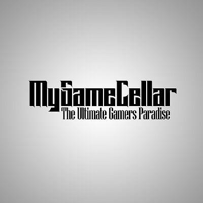 MyGameCellar