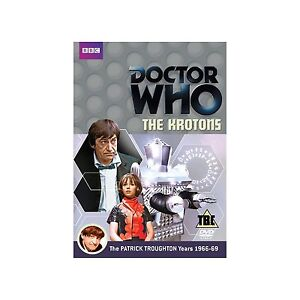 DOCTOR-WHO-THE-KROTONS-dvd-Patrick-Troughton-1968-SEALED-NEW-dr-BBC