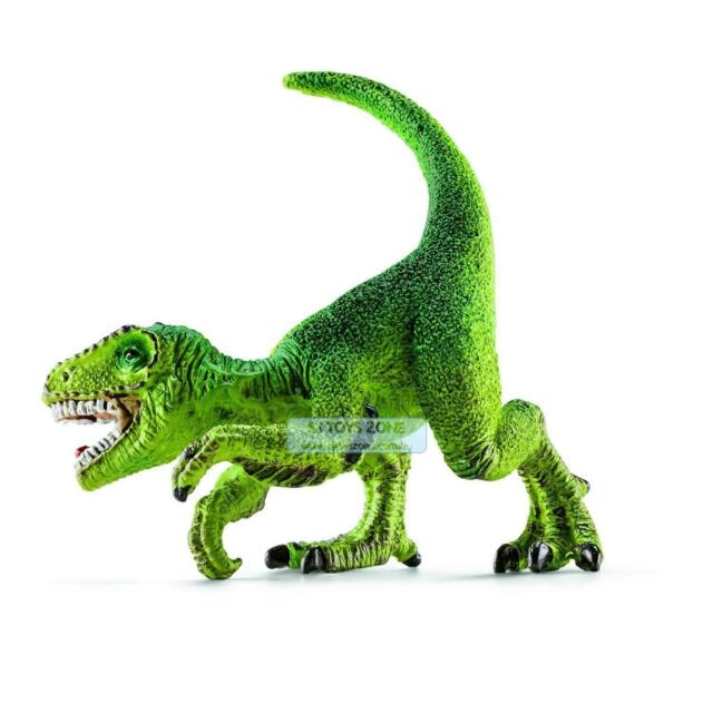 Schleich Dinosaurs Velociraptor Mini Collectable Figurine Educational Toy