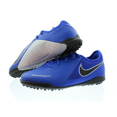 Nike AR4343 Kids Youth Jr Phantom Vision Academy Turf Low Top Soccer Shoes 3.5Y - Jr Turf Youth Soccer Shoe