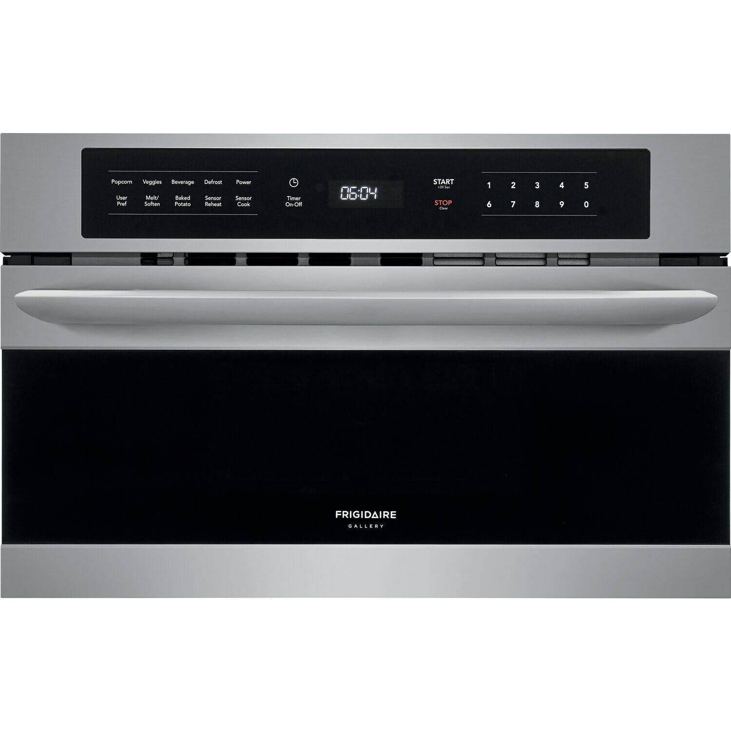 Frigidaire Gallery Stainless 30'' Built-In Microwave Oven, D