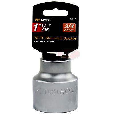 12 Point Sae Socket - 3/4