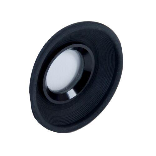 Round Camera Glass Eyepiece Eyecup for NIKON F-3 HP, F-4, N-90, N-8 DSLR Cameras