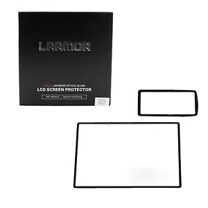 LARMOR-by-GGS-Self-Adhesive-Optical-Glass-LCD-Screen-Protector-for-NIKON-D7100