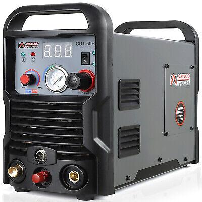 Chf-50 50 Amp Pilot Arc Non-touch Plasma Cutter 45 In. Clean Cut 115230v