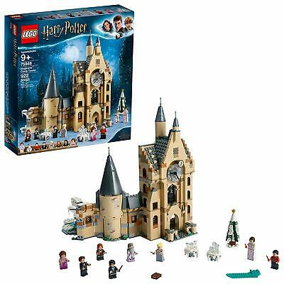 LEGO Harry Potter Hogwarts Clock Tower 75948 Build and Play