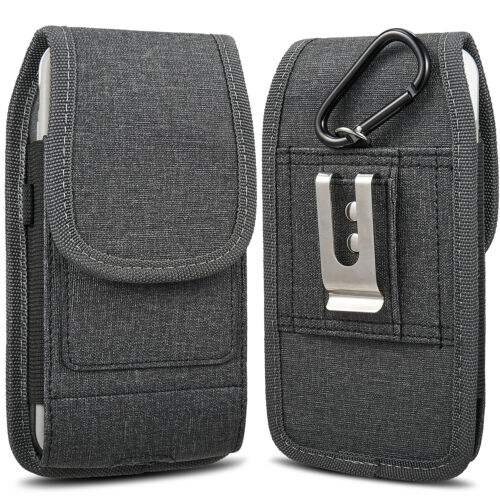 Vertical Case Pouch Holster Cover Carrying Belt Clip Loop Fo