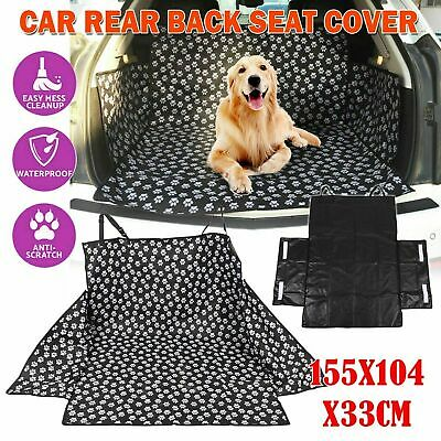 Car Parts - Waterproof Heavy Duty Dog Car Boot Liner Bumper Dirt Pad Pet Cover Protector Mat