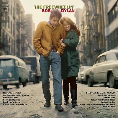 Bob Dylan - The Freewheelin' - New 180g Vinyl LP + CD