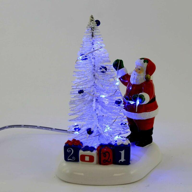 Department 56 Original Snow Village Santa Comes to Town 2021