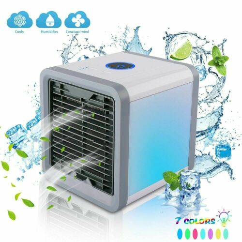 Portable Air Conditioner Cooler Cooling AC Fan Humidifier Purifier Artic Home US