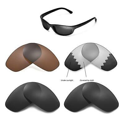 Walleva Replacement Lenses for Ray Ban RB4115 Sunglasses - Multiple (Replacement Lens For Ray Ban Sunglasses)