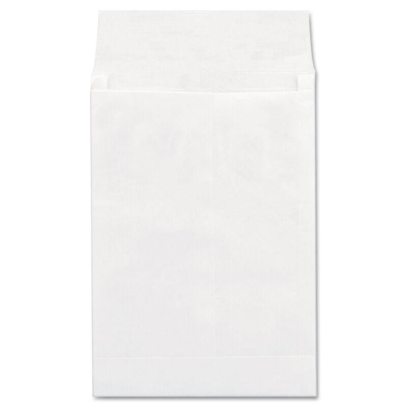 UNIVERSAL Tyvek Expansion Envelope 10 x 13 White 100/Box 19003