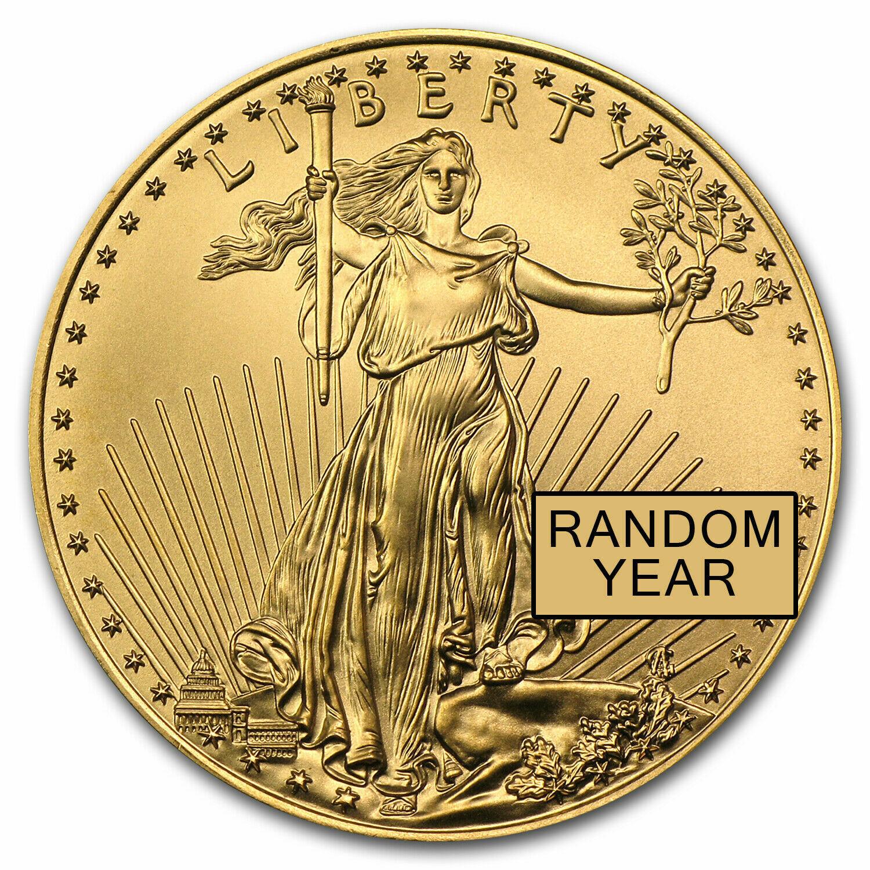 2008 Fifty Dollar Gold Piece COPY