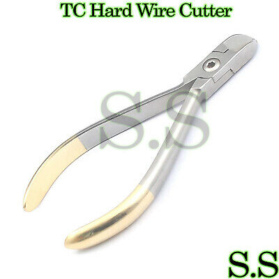 Dental Tc Hard Wire Cutter Orthodontic Plier Surgical