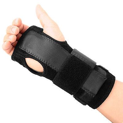 (Carpal Tunnel Wrist Splint Removable Hand Support Brace for Arthritis Tendonitis)