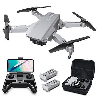 Tomzon D25 Drone 4K HD Camera WiFi FPV Foldable Quadcopter Selfie Drones New
