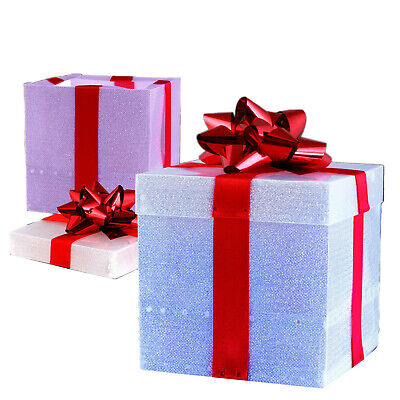 Color Changing Gift Box with Lid