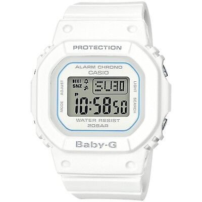 Casio Baby G Women's Watch White 44.7mm Resin BGD560-7