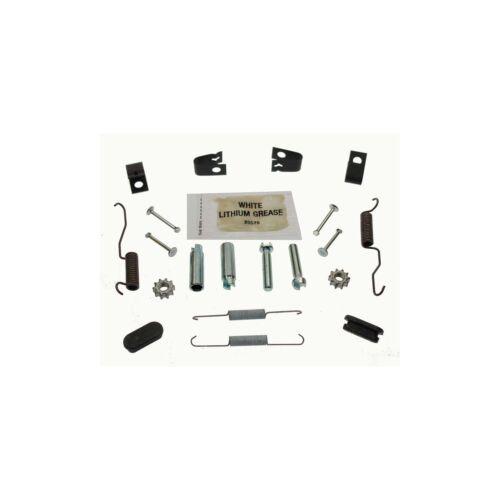 Parking Brake Hardware Kit Rear Carlson 17391