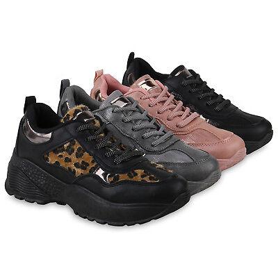 Damen Plateau Sneaker Lack Metallic Schuhe Freizeit Turnschuhe 823938 Schuhe Metallic-schuhe