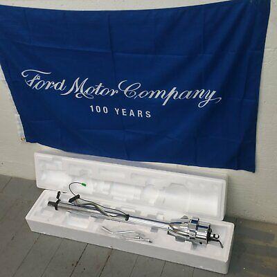 1949 - 1962 Ford Car Chrome Steering Column Hot Rod Street Rod Shift Automatic