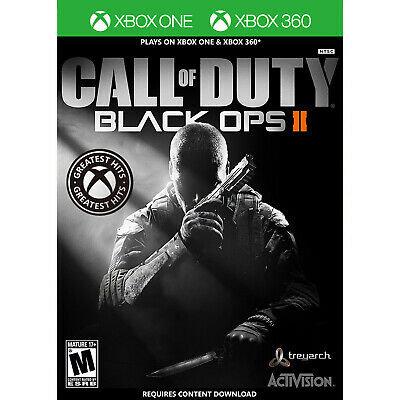 Call of Duty: Black Ops II (Backwards Compatible) Xbox 360 [Brand