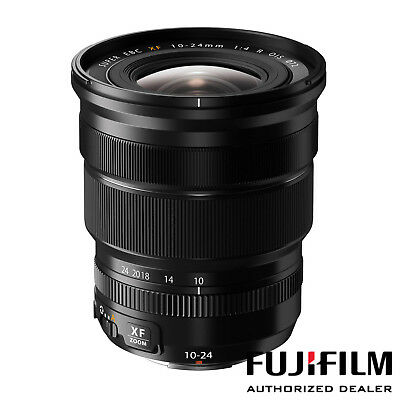 Fujifilm XF 10-24mm f/4 R OIS Lens ***USA AUTHORIZED***