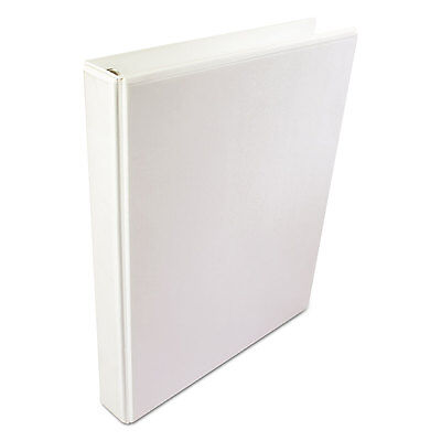 Wilson Jones A4 International Round Ring View Binder 3 Cap 8 12 X 11 58 White
