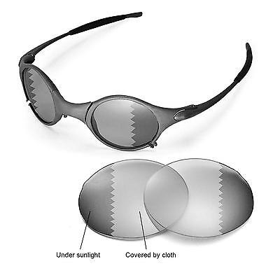 New Walleva Polarized Transition/Photochromic Lenses For Oakley Mars (Oakley Transition Sunglasses)