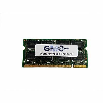 - 2GB (1x2GB) Memory RAM Compatible with Dell Inspiron 15 (1501) Notebook DDR2 A38