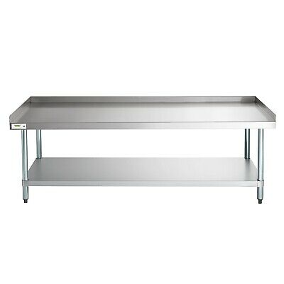 Regency Stainless Steel 30 X 72 Nsf Equipment Stand Commercial Work Prep Table