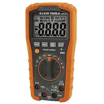 Digital Multi Meter 1000v Electrician Tool Voltage Current Resistance Tester New