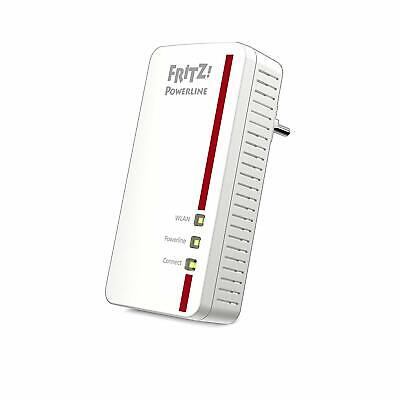 AVM Fritz! Powerline 1260E Single Adaptador Ejemplo 1.200MBit/S WLAN AC + N
