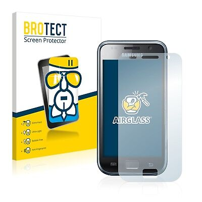Samsung Galaxy S I9000 AirGlass Glass Screen Protector Ultra Thin Film I9000 Screen Protector