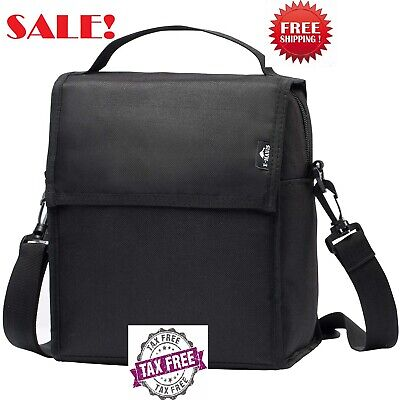 Best Adult Lunch Box Multi-Layers Termal Insulated Bag Large Tote For Men