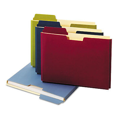 Pendaflex Expanding File Folder Pocket Letter 11 Point Stock Assorted 10pack