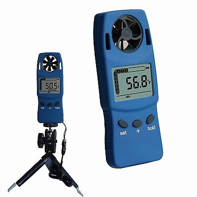 WS4000 digitaler Windmesser Anemometer Surfer Segler Wind
